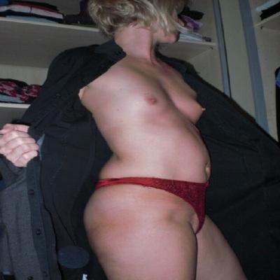 Ik heb kleine borsten maar ben wel een vurige vrouw